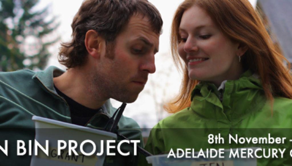 Clean Bin Project Web banner