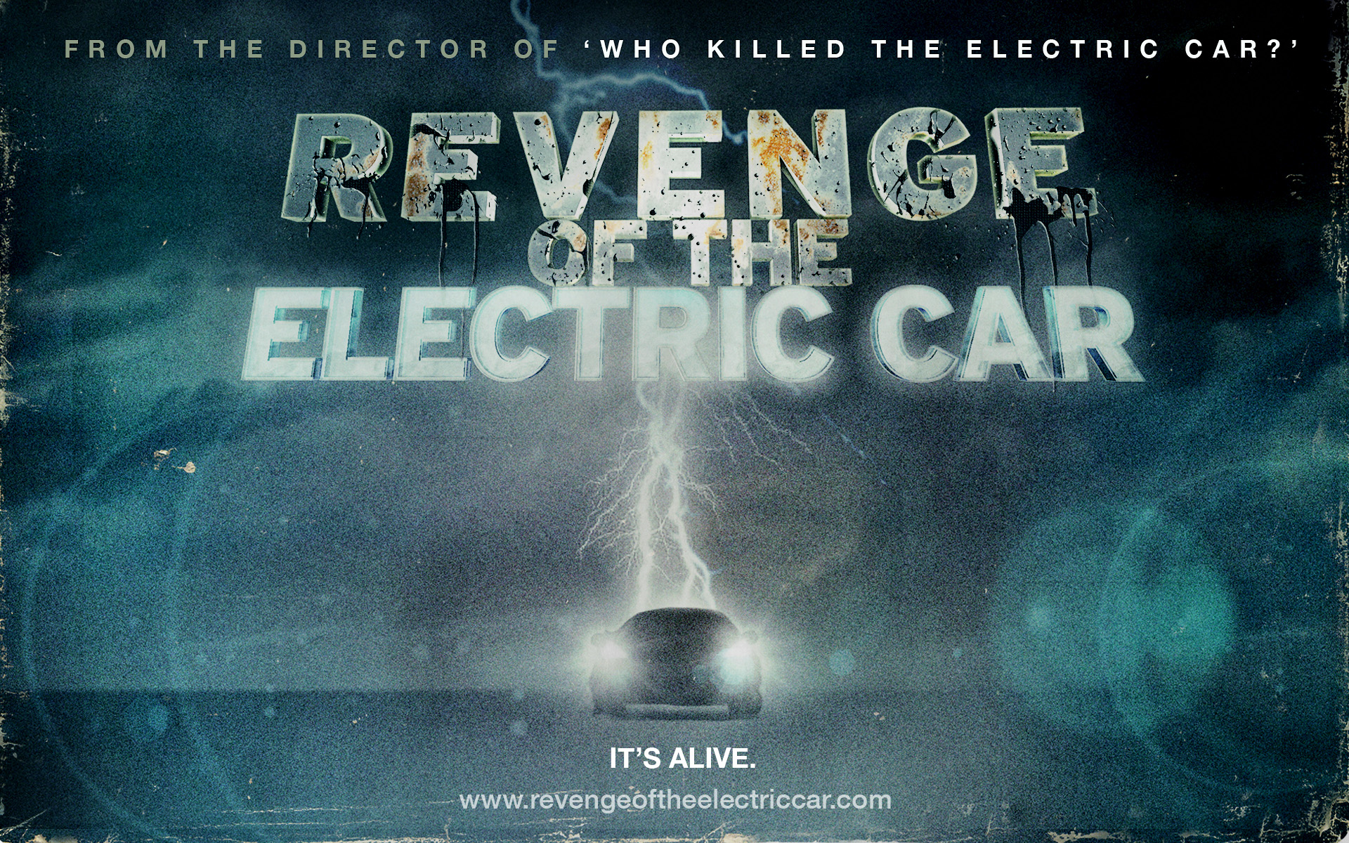revenge electric car