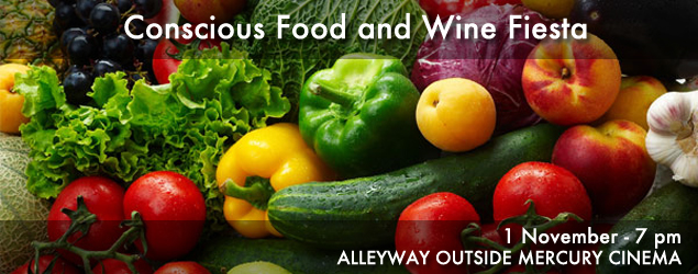 Conscious Food and Wine Fiesta