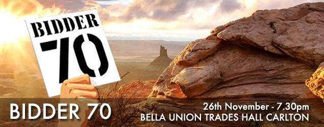 Bidder 70 Web banner bella union