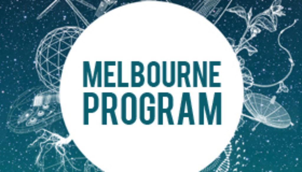 melbourne program 280px