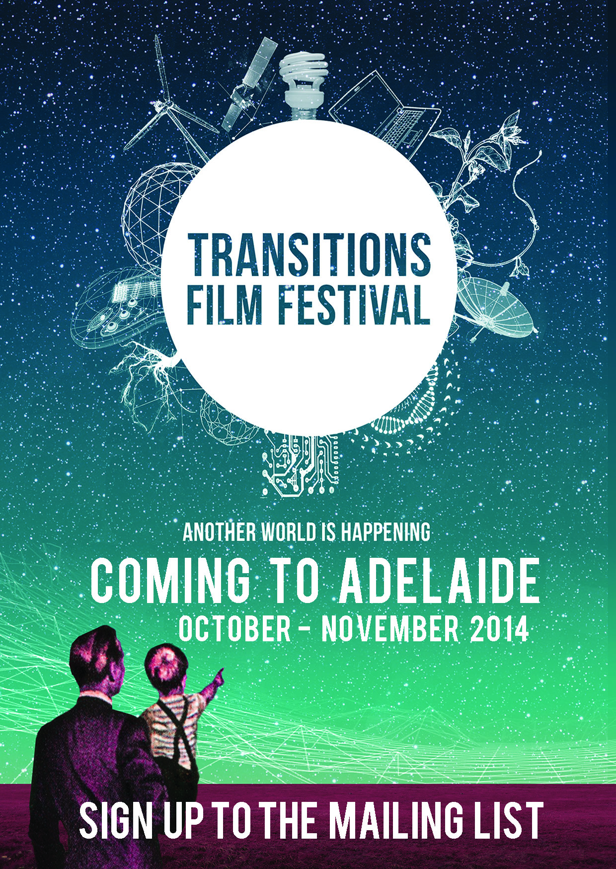 Adelaide Transitions Film Festival web