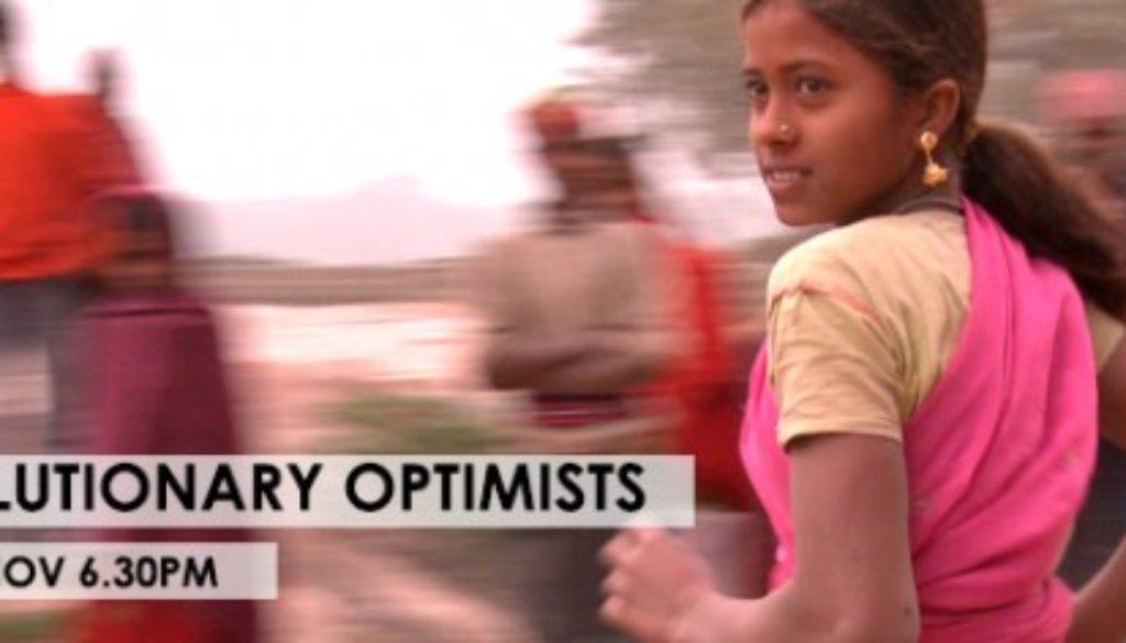 Revolutionary Optimists Web banner
