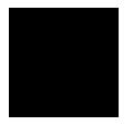 Logo black circle no date