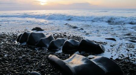 Haida Gwaii Pebble Beach 3