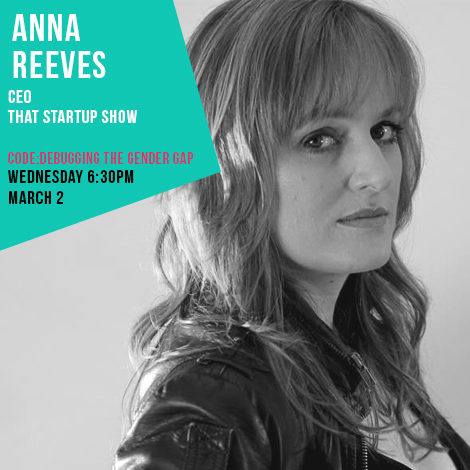 Anna Reeves is _FB 470×470