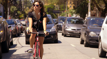 "Bikes Vs Cars + Q&A ""Designing for sustainable urban transport"""