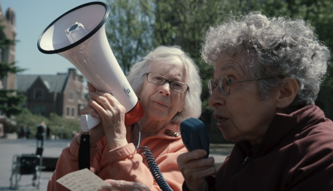 """Two Raging Grannies + short film """"King Of the Forest"""""""
