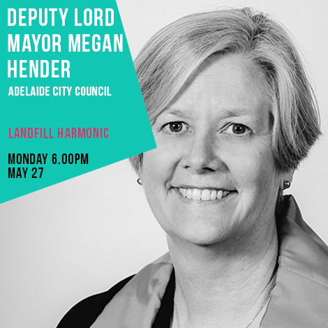 Deputy Lord Mayor MEgan Hender  _FB 470×470