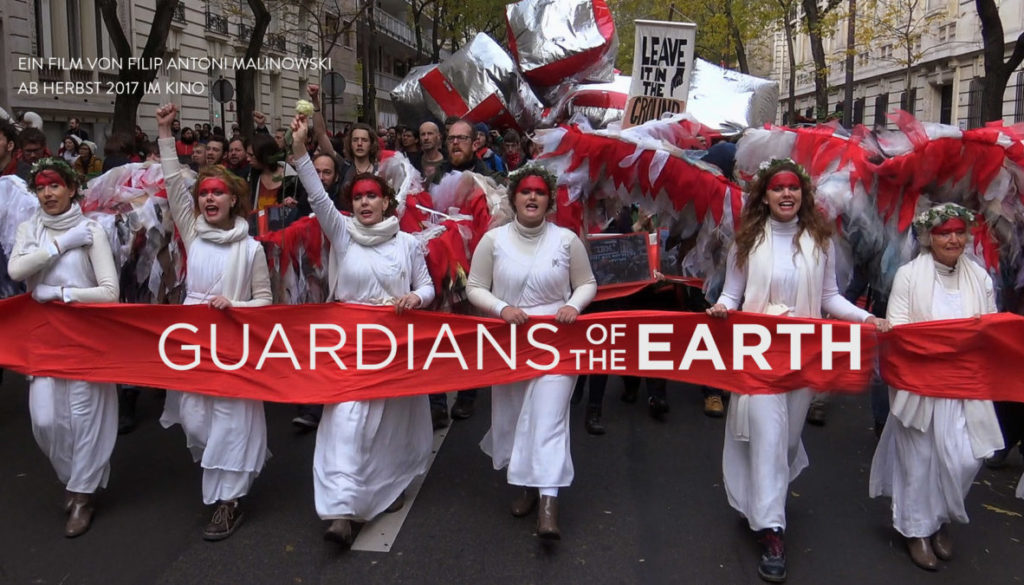 Guardians Of The Earth - blog front DE II