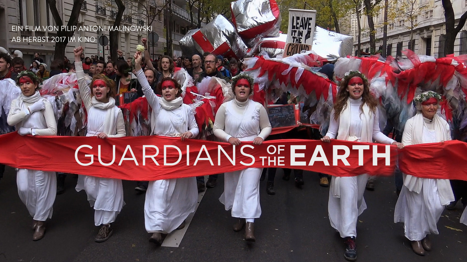 Guardians Of The Earth - blog front DE II