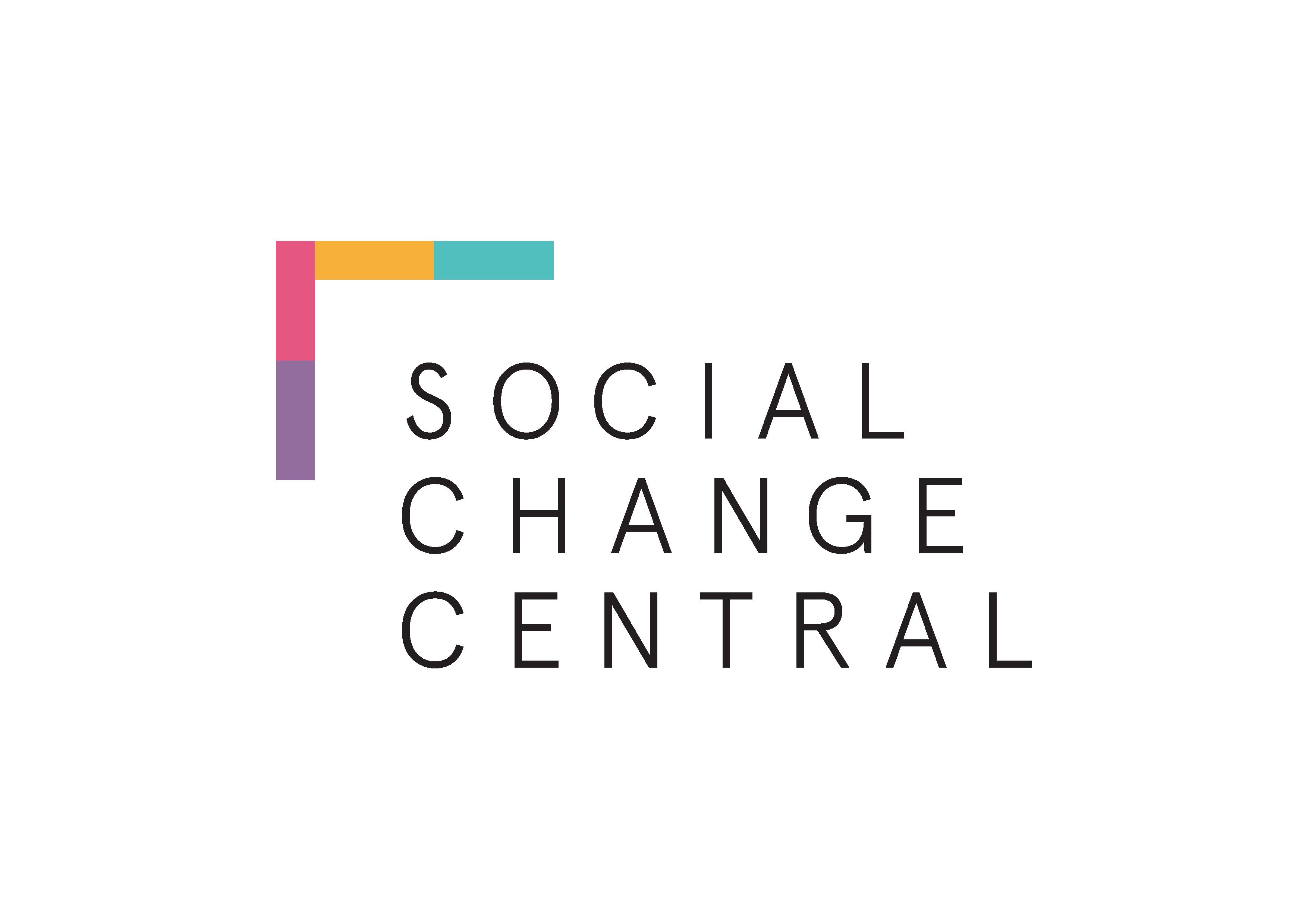 Social Change Central-Logo-Square-BLACK