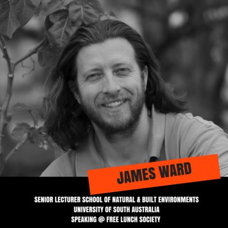 JAMES WARD