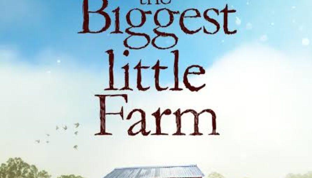 biggest little farm poster