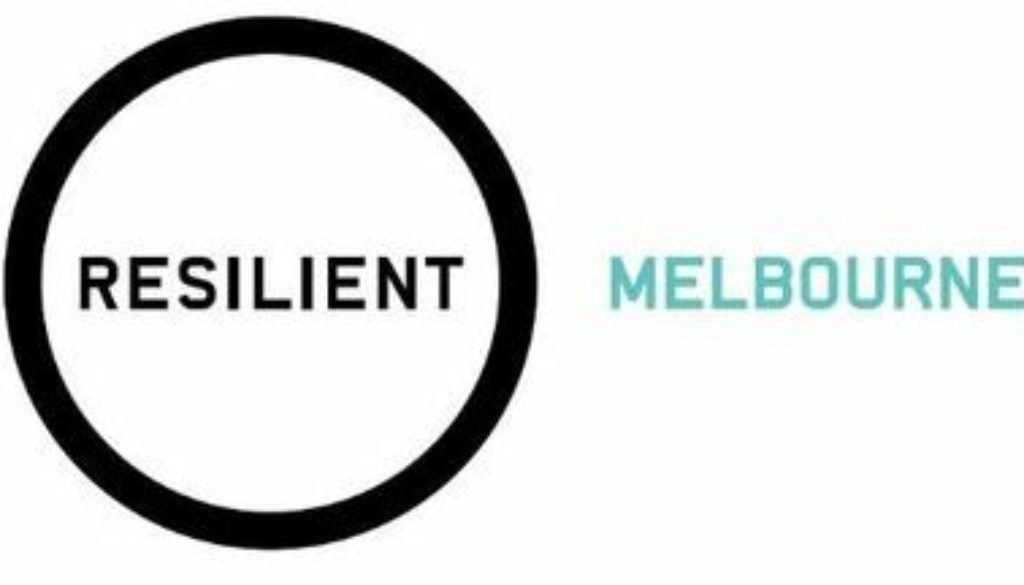 resilient melbourne color logo